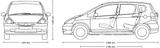 Imprimer le coloriage : Honda, numéro 289809