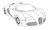 Imprimer le coloriage : Honda, numéro 419536