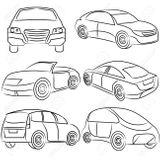 Imprimer le coloriage : Hyundai, numéro 653b5ef0