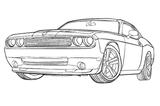 Imprimer le coloriage : Jaguar numéro 16928