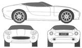 Imprimer le coloriage : Jaguar, numéro 205263
