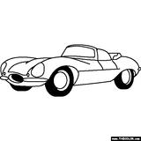 Imprimer le coloriage : Jaguar, numéro 758443