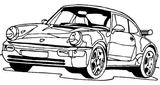 Imprimer le coloriage : Jeep, numéro 126069