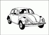 Imprimer le coloriage : Jeep, numéro 226588