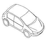 Imprimer le coloriage : Jeep, numéro 292594