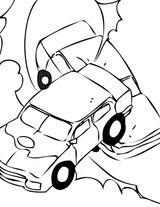 Imprimer le coloriage : Jeep, numéro c84c27e8