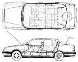 Imprimer le coloriage : Lancia, numéro 104985