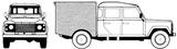 Imprimer le coloriage : Land Rover, numéro 105938