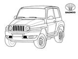 Imprimer le coloriage : Land Rover, numéro 1ab1a2df