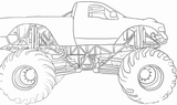 Imprimer le coloriage : Land Rover, numéro 295887