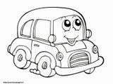 Imprimer le coloriage : Land Rover, numéro ecf03cfe