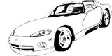 Imprimer le coloriage : Lexus, numéro 230963