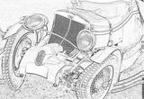 Imprimer le coloriage : MG, numéro 106100