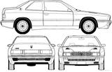 Imprimer le coloriage : Maserati, numéro 106019