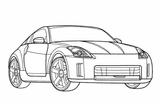 Imprimer le coloriage : Mazda, numéro 105724