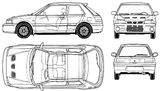 Imprimer le coloriage : Mazda, numéro 114525