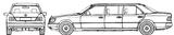 Imprimer le coloriage : Mercedes-Benz, numéro 106049