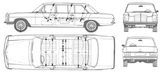Imprimer le coloriage : Mercedes-Benz, numéro 106060