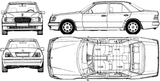 Imprimer le coloriage : Mercedes-Benz, numéro 106068