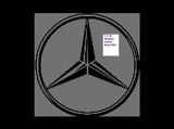 Imprimer le coloriage : Mercedes-Benz, numéro 106080