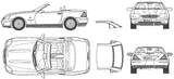 Imprimer le coloriage : Mercedes-Benz, numéro 106088