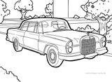 Imprimer le coloriage : Mercedes-Benz, numéro 34cc61b8