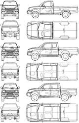 Imprimer le coloriage : Mitsubishi, numéro 105037