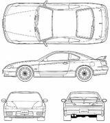 Imprimer le coloriage : Nissan, numéro 105088