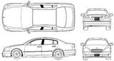 Imprimer le coloriage : Nissan, numéro 105090