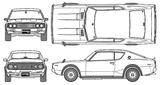 Imprimer le coloriage : Nissan, numéro 192803