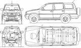 Imprimer le coloriage : Nissan, numéro 295877