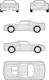 Imprimer le coloriage : Opel numéro 125619