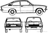 Imprimer le coloriage : Opel numéro 183359