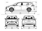 Imprimer le coloriage : Opel numéro 224952