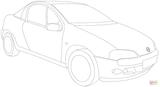 Imprimer le coloriage : Opel, numéro 48fe861c