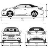Imprimer le coloriage : Opel, numéro 528248