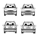 Imprimer le coloriage : Opel, numéro 571489