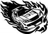 Imprimer le coloriage : Porsche, numéro 126076