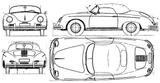 Imprimer le coloriage : Porsche, numéro 221961