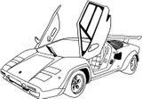 Imprimer le coloriage : Porsche, numéro ea481d91