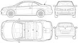 Imprimer le coloriage : Renault, numéro 114557