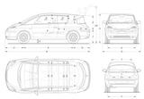 Imprimer le coloriage : Renault, numéro 203276