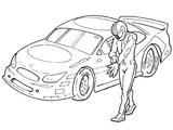 Imprimer le coloriage : Subaru, numéro 297363
