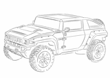 Imprimer le coloriage : Subaru, numéro 595089