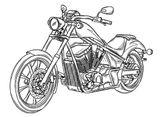 Imprimer le coloriage : Suzuki, numéro 57498