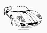 Imprimer le coloriage : Toyota, numéro a3409ab9