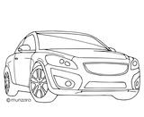 Imprimer le coloriage : Volvo, numéro 376791