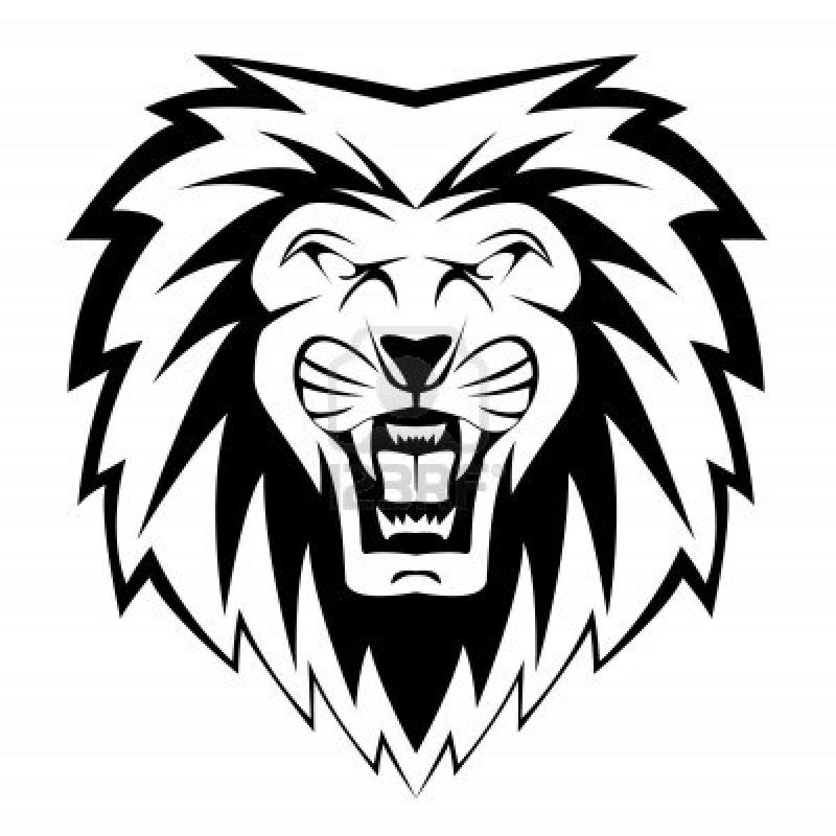 Coloriages A Imprimer Lion Numero 64697