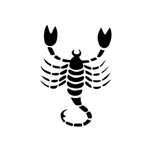 Coloriages à imprimer : Scorpion, numéro : 203231