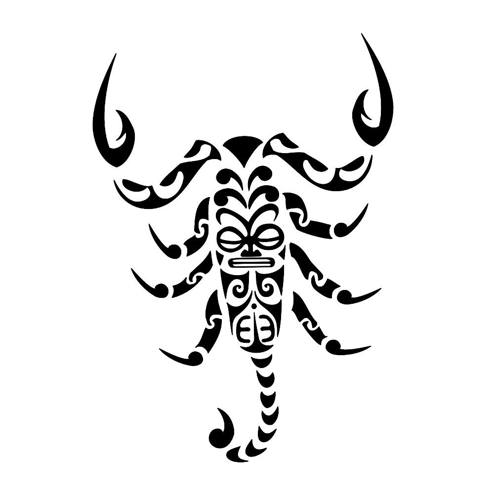 Coloriages à imprimer : Scorpion, numéro : 24603
